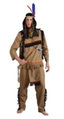 Brave Indian Warrior Costume (EM3177)